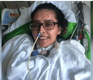 first COVID-19 survivor to receive a double-lung transplant
